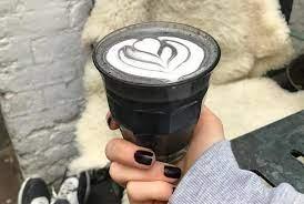 Black Latte - skusenosti - na forum - modry konik - recenzie